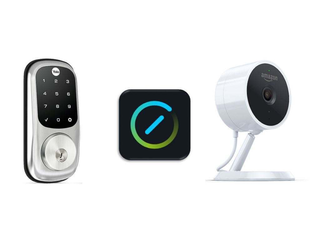 Amazon targets home security market with smart key and cloud cam launch