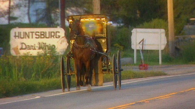 VIDEO: Members of a breakaway Amish sect are charged with hate crimes in attack on other Amish.