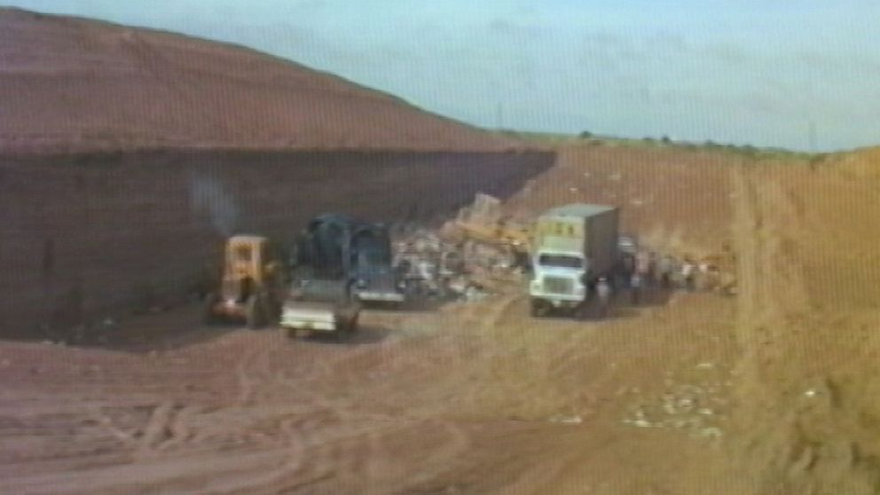Millions of cartridges of the video game were allegedly buried in a New Mexico landfill in 1983.