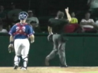 Watch: 'Three Blind Mice' Leads to Ejection at Minor League Ballgame