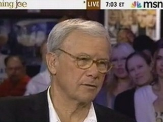 Watch: Tom Brokaw 'Light Headed' on 'Morning Joe'