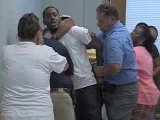 Watch: Fight Breaks Out at Indiana Murder Case Hearing