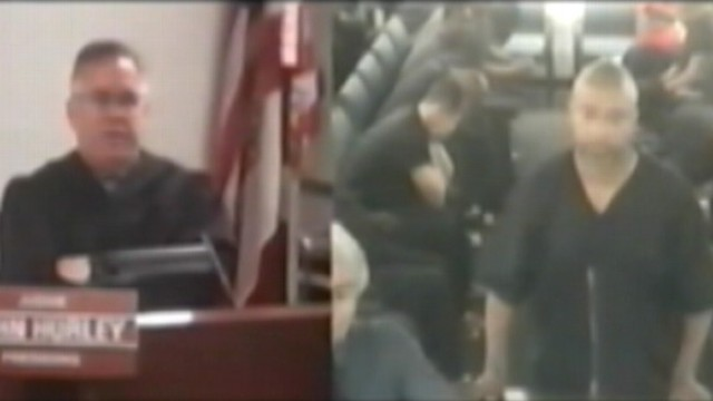 VIDEO: Florida judge tells man to take his wife to Red Lobster after marital spat.