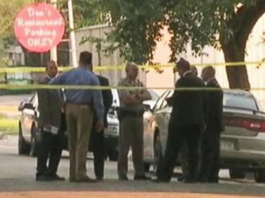 PHOTO: A ten-month-old girl died after being locked inside of a car in the summer heat in Wichita, Kansas, July 24, 2014.