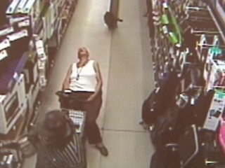 Watch: Purse Stolen From Diabetic Woman at Walmart