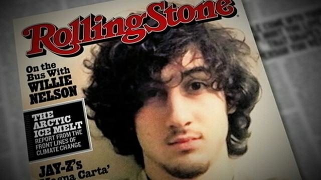 VIDEO: Controversial August issue featuring Dzokhar Tsarnaev on the cover performed well despite backlash.