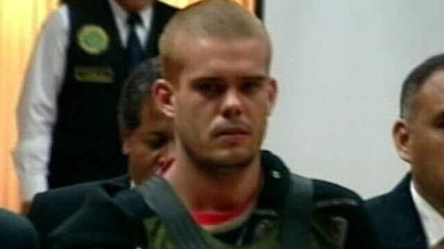 VIDEO: Prime suspect in Natalee Holloways case pleads guilty to 2010 Peru murder.