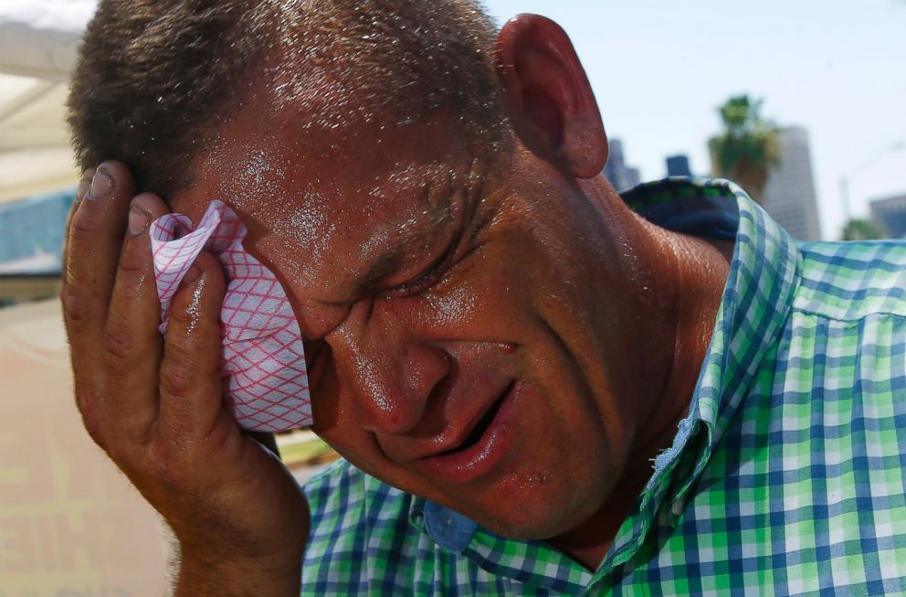 Doctors' advice for protection in extreme heat conditions