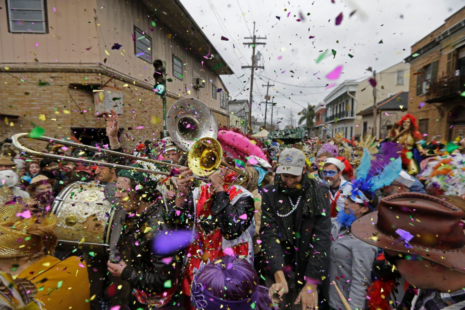a personal narrative about the mardi gras holiday