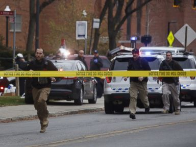 Ohio State Student Drives Into Crowd, Stabs People on Campus