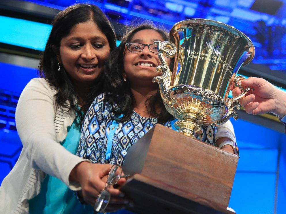 National Spelling Bee winner describes 'really amazing ...