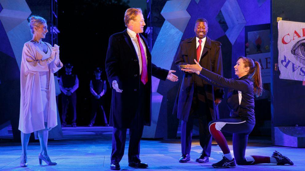 New York Play's Trump-killing Scene Scares Away Sponsors