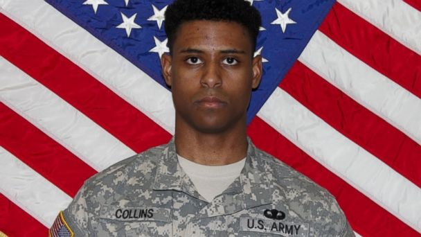 PHOTO: This undated photo provided by the U.S. Army shows Richard Collins III who was stabbed to death Sean Urbanski, a white University of Maryland student,the police and the FBI are investigating the killing of Collins as a possible hate crime.