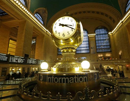 Grand Central Marks 100 Years