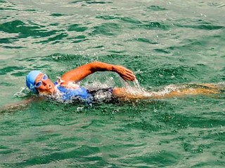 Photos: Diana Nyad's Swim Ends