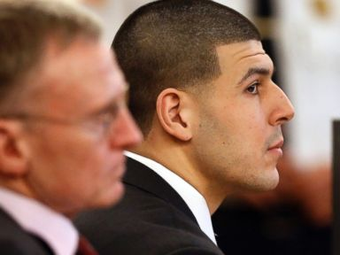 Aaron Hernandez Trial: Victim's Girlfriend Takes Stand