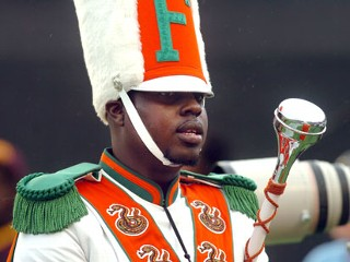 His Own Fault? Drum Major's Parents 'Appalled'