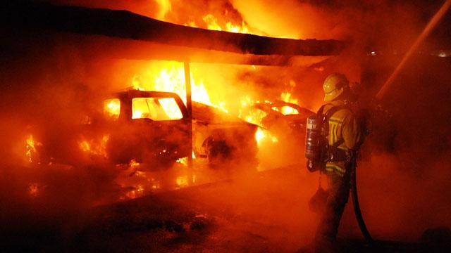 PHOTO: LA Fires
