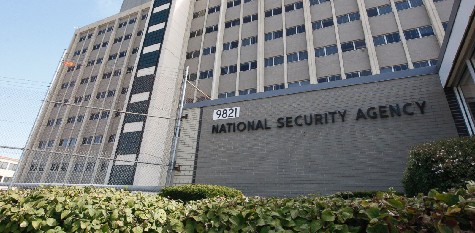 PHOTO: This Sept. 19, 2007 file photo shows the National Security Agency building at Fort Meade, Md.