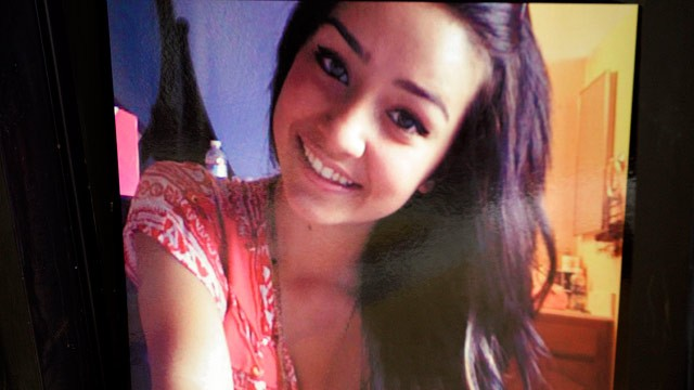 PHOTO: An undated photo of missing teen Sierra LaMar is seen at Burnett Elementary School in Morgan Hill, Calif., in this photo from Monday, March 26,2012.