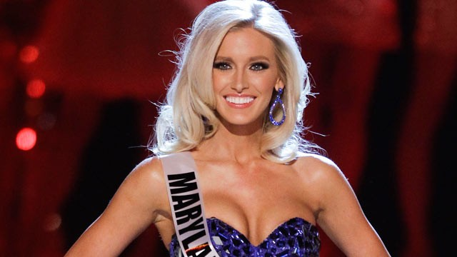 PHOTO: Allyn Rose, Miss Maryland, competes in the Miss USA pageant, June 19, 2011, in Las Vegas.