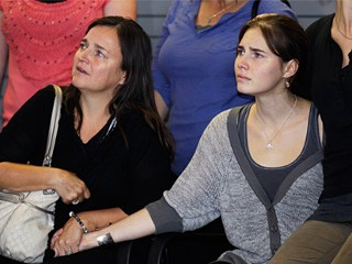 Amanda Knox Anxious as Final Appeal Begins