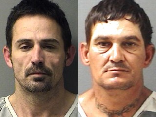 Escaped Texas Inmates Recaptured