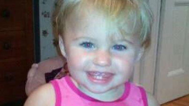 PHOTO:Ayla Reynolds is shown in this undated photo. Police in Maine are appealing to the public for help in locating the 20-month-old girl who was last seen December 16, 2011.