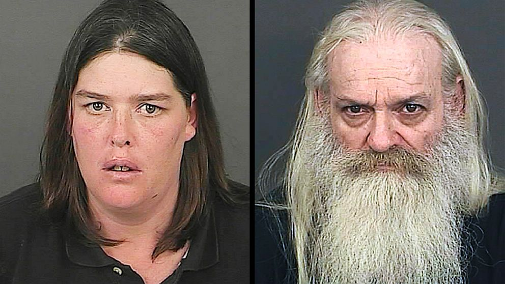 PHOTO: Photos provided by the Office of the Denver District Attorneys Office shows Lorinda Bailey, left, and Wayne Sperling, the Denver couple accused of starving their four young sons and k