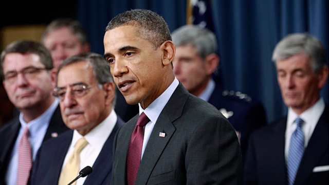 Obama Launches Reshaping, Shrinking Of US Military