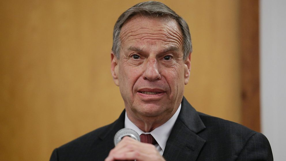 PHOTO: San Diego Mayor Bob Filner