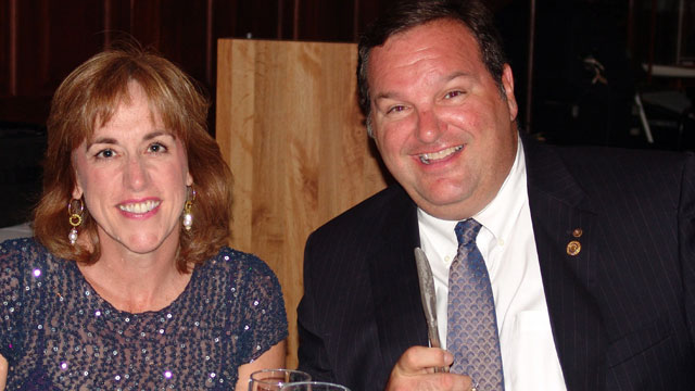 PHOTO: Bob Bashara reported his wife missing the night before her body was found in a Detroit alley.