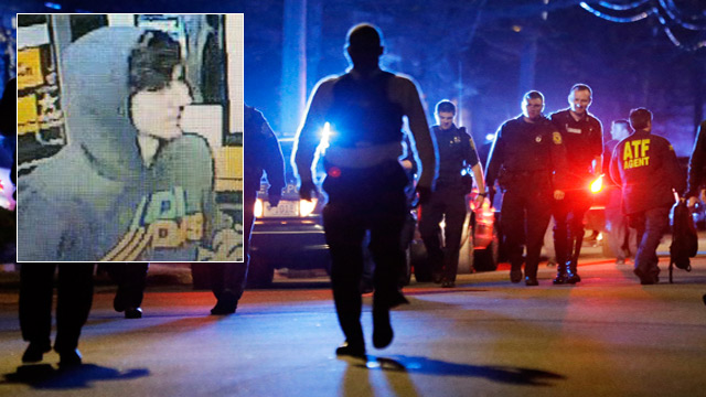 1 Boston Bombing Suspect Dead, Second on the Run, Police Say