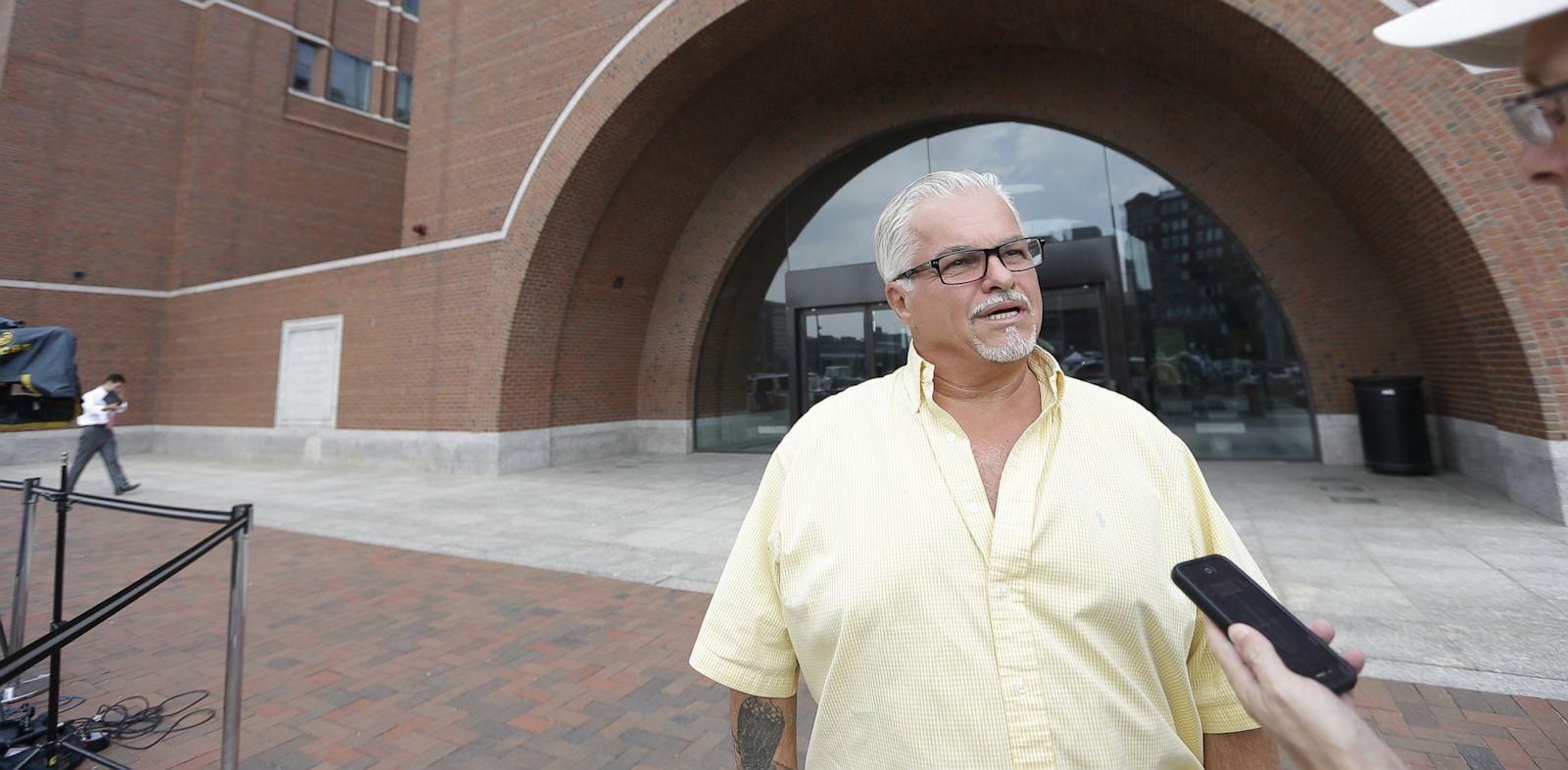 """PHOTO: James """"Whitey"""" Bulger Trial"""