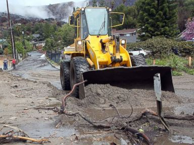 Rain Has Turned California Into a Pile of Muck