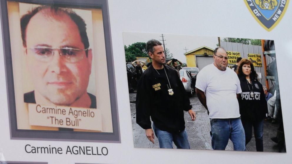 Carmine Agnello 2015