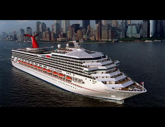 Carnival Triumph Cruise Ship