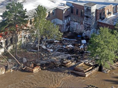 South Carolina Flooding: A Look at the Devastating Aftermath