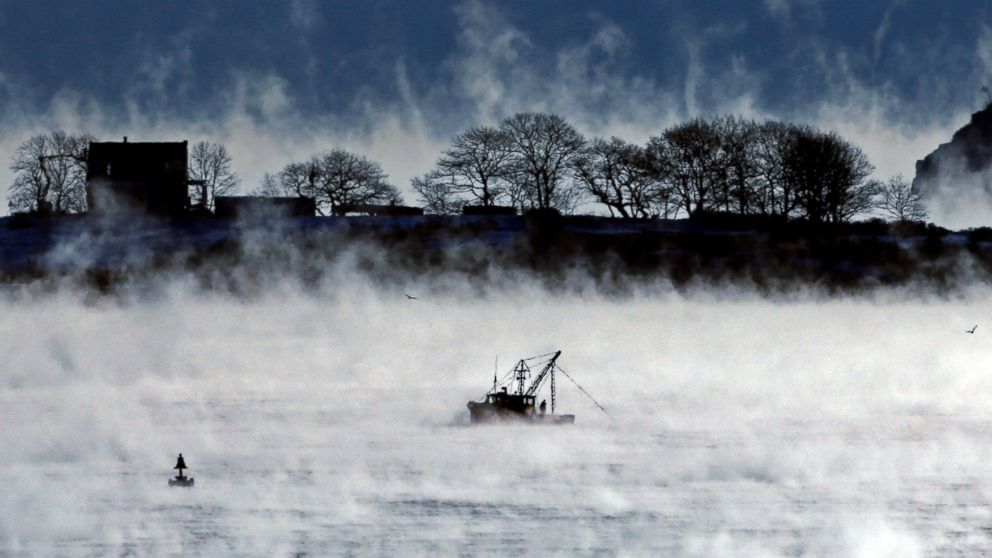 Weather Portland Maine : Frozen nation most of the country is freezing right now