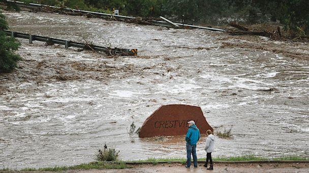 ap colorado floods kb 1309 16x9 608 Colorado Residents, Rescuers Battle Epic Floods and Brace for More Rain