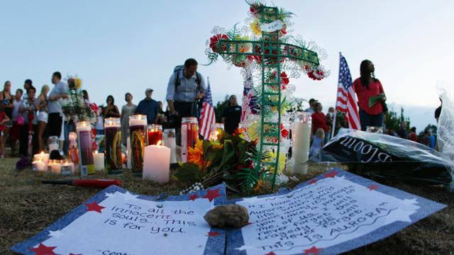 Aurora, Colorado Theater Shooting