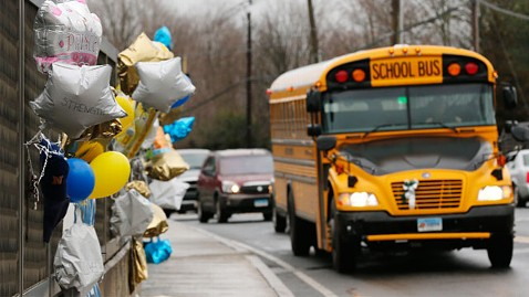 ap connecticut school bus ll 121218 wblog Nightline Daily Line, Dec. 18: Threat Closes Other Newtown School