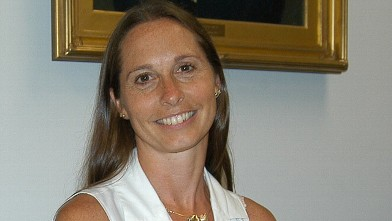 PHOTO: Dawn Lafferty Hochsprung, principal at Sandy Hook Elementary School, in Newtown, Conn. is shown in this July 2010 photo.