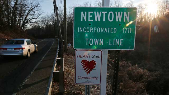Newtown Schools Threat Called a 'Horrible, Evil Thing to Do' To Scarred Town - ABC News