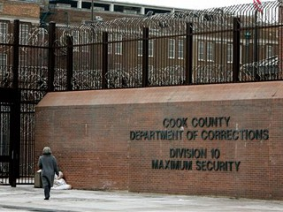 Chicago Cook County Jail