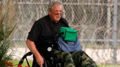 PHOTO: Former Speaker of the House Dennis Hastert reports to the Federal Medical Center in Rochester, Minn., June 22, 2016, to begin serving a 15-month sentence.