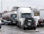 PHOTO: Multi-vehicle accident