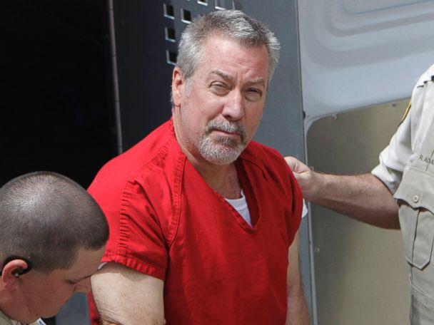 Ex-Cop Drew Peterson Sentenced to 40 More Years for Wife's Murder