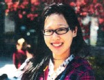 PHOTO: Elisa Lam of Vancouver, British Columbia, Canada, is shown in this photo released by police.