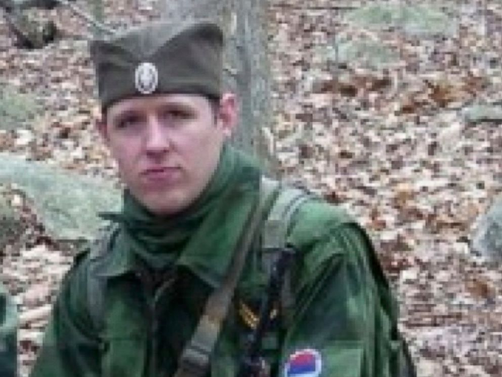 PHOTO: Eric Frein is shown in this undated file photo provided by the Pennsylvania State Police.